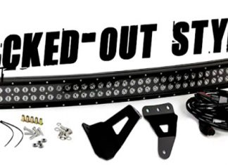 Vehicle Specific Light Bar Kits