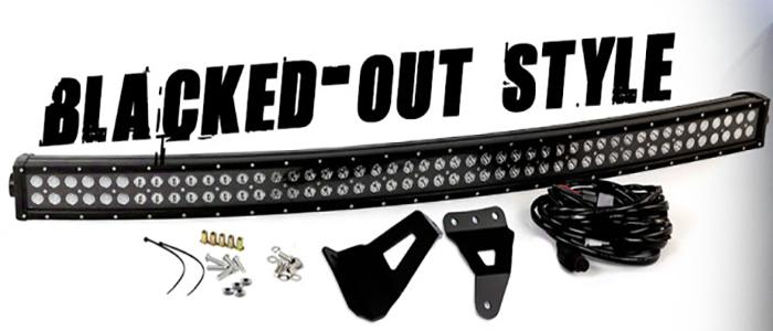 Vehicle Specific Light Bar Kits