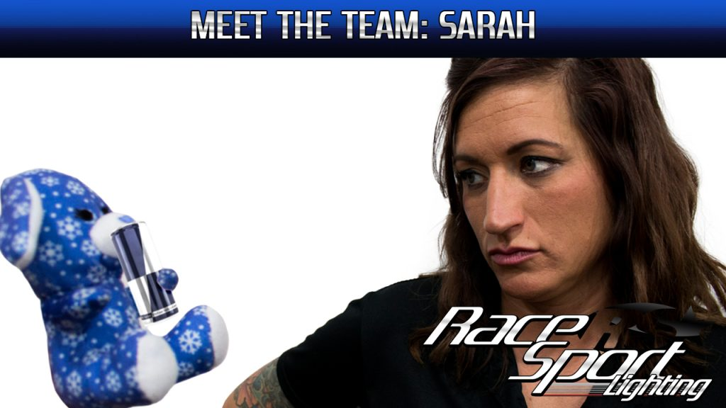 Meet The Team: Sarah
