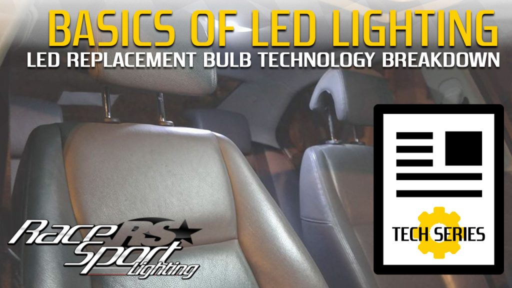 Basics of LED Lighting: LED Replacement Bulbs