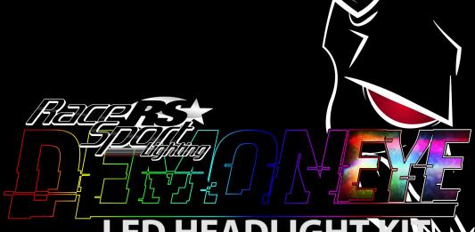 DemonEYE ColorSMART LED Headlight