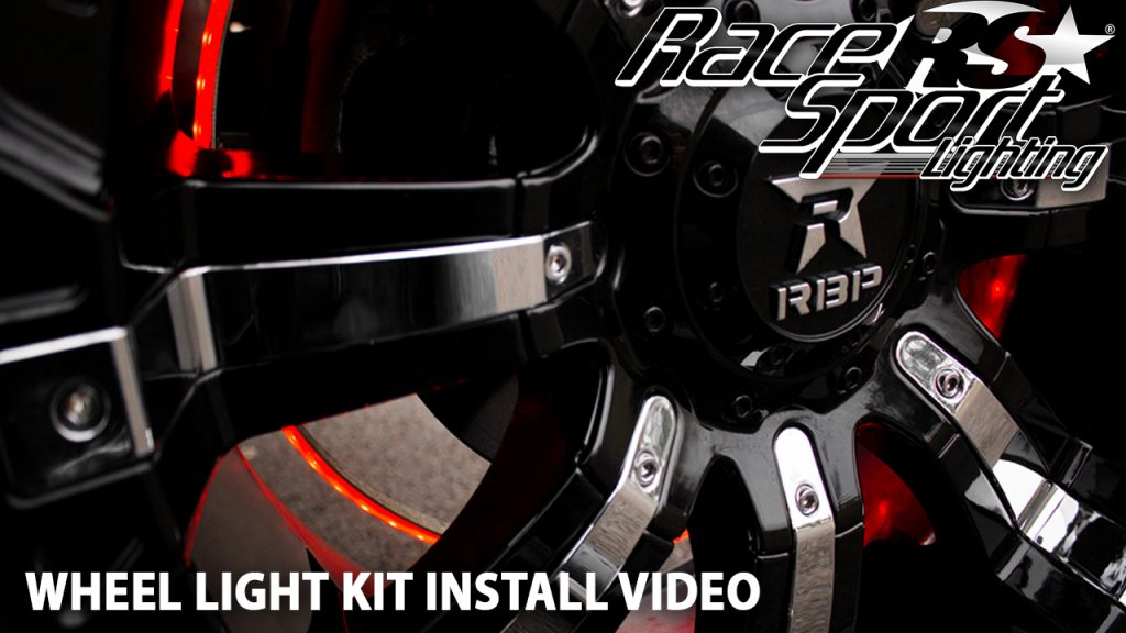 How to Install an LED Wheel Light Kit