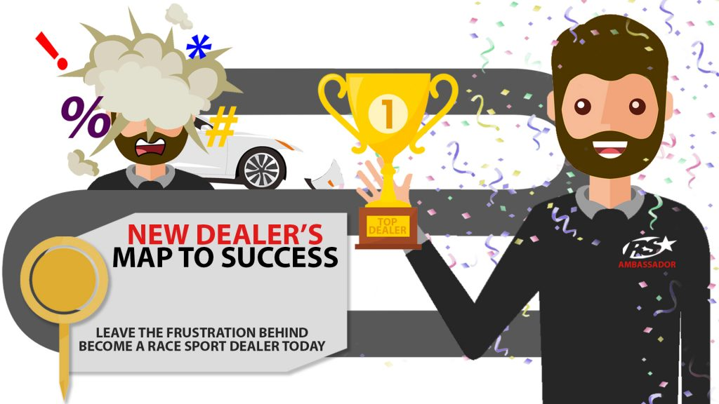 New Dealers Map to Success