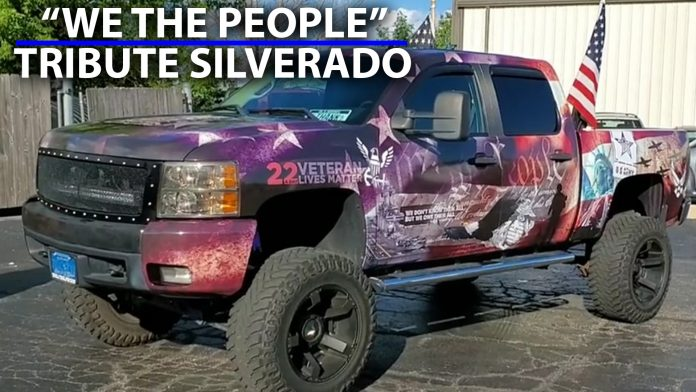 We the people tribute silverado