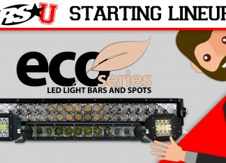 ECO LED Light Bars