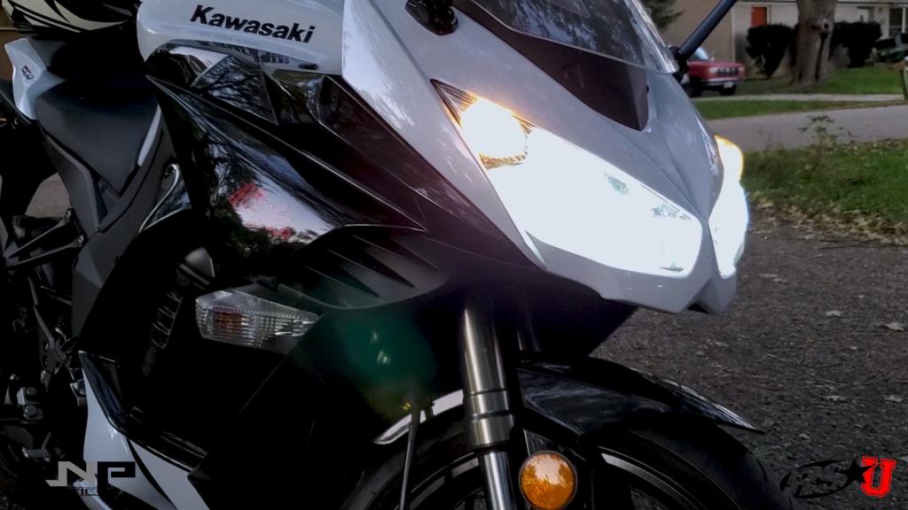 PNP LED Headlight