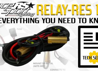 RELAY RESISITOR
