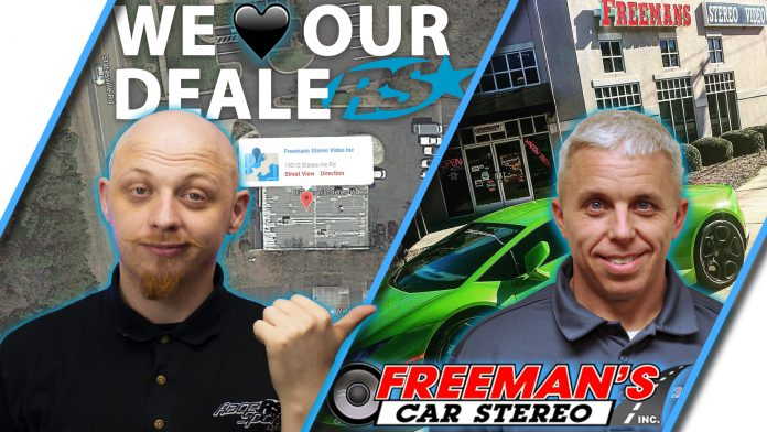 Freeman's Car Stereo