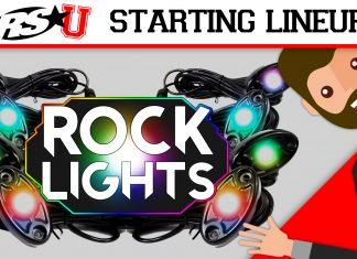 LED Rock Lights